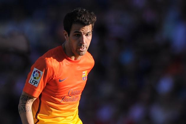 United Targeting Fabregas
