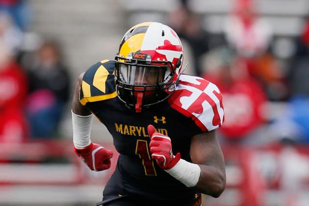 VIDEO: Maryland WR Stefon Diggs Stars in 5 Hour Energy Spoof