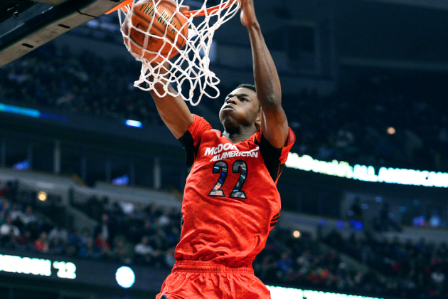 Andrew Wiggins Decision: Biggest Selling Point for All 4 Schools in the Running