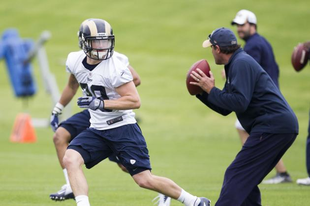 Davis Has a Chance at Safety with Rams
