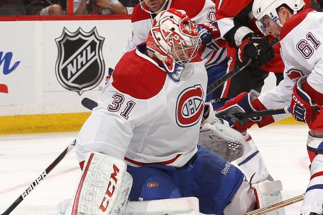 "Habs GM Bergevin ""100 Per Cent"" Behind Carey Price"