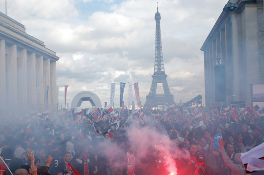 PSG Condemn Party 'Troublemakers' After Ligue 1 Victory Party Turns Ugly