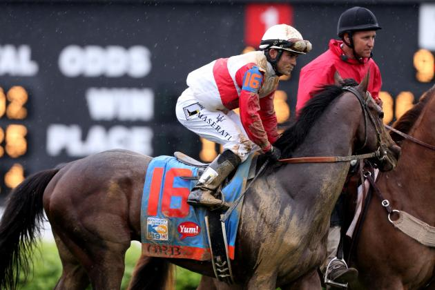 Derby Winner Orb Impresses with Workout at Belmont