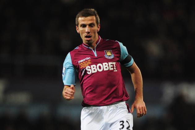 West Ham Midfielder Gary O'Neil Targets Top 10 Finish