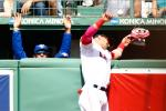 Shane Victorino OK After Scary Wall Collision