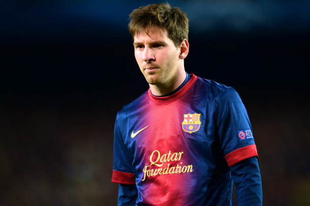 Lionel Messi Injury: Updates on Barcelona Star's Hamstring