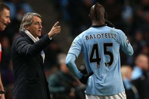 Man City Cite Poor Personal Relationships as Key Factor in Mancini Sacking