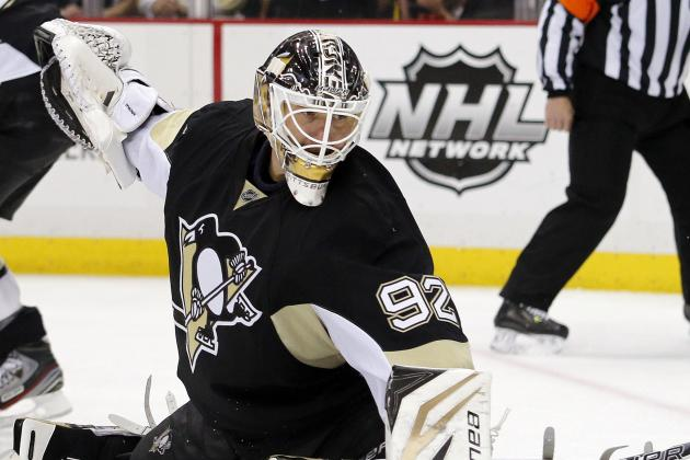 Tomas Vokoun to Get Nod Again, Start Game 1 for Penguins