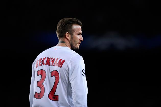 50 Players of the Generation Better Than David Beckham