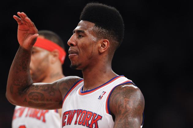 Orthopedic Surgeon to Fly in and Diagnose Iman Shumpert's Knee