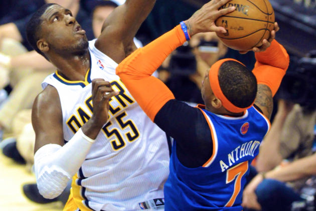 New York Knicks vs. Indiana Pacers: Game 4 Preview, Schedule and Predictions