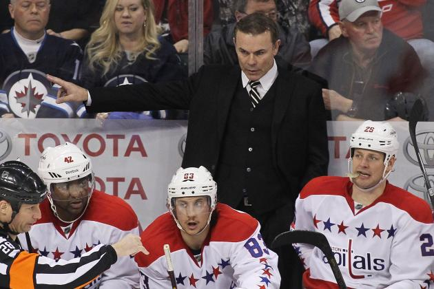 Capitals Routed by Rangers in Game 7