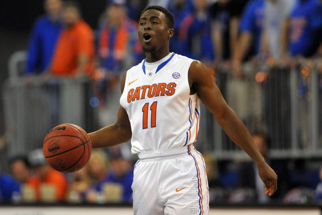 Report: Former Florida Guard Braxton Ogbueze to Transfer Home to Charlotte