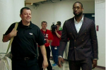 What on Earth Is D-Wade Wearing?