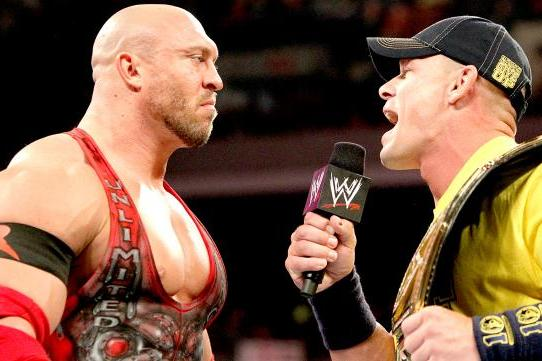 WWE Is Dropping the Ball with Ryback in His Feud with John Cena