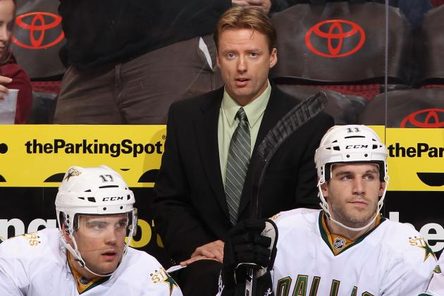 Dallas Stars Relieve Glen Gulutzan and Paul Jerrard of Coaching Duties