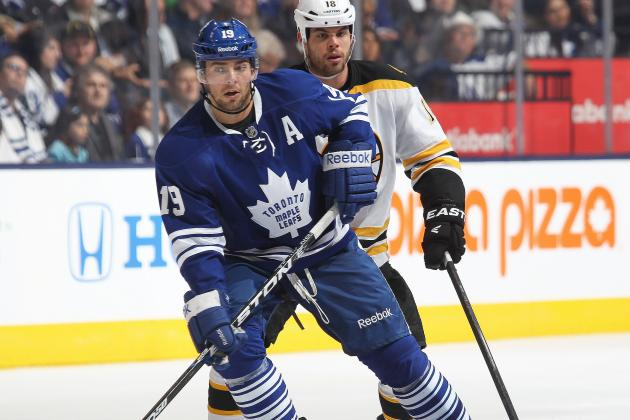 Lupul: 'That Game Will Haunt Me Until I Die'