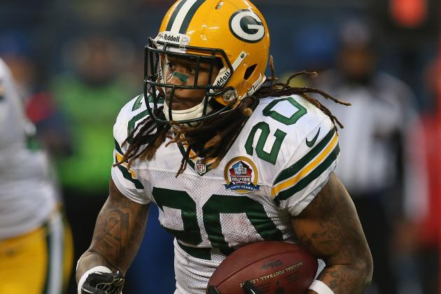 Packers RB Alex Green Takes Draft in Stride, Says He's Finally Healthy