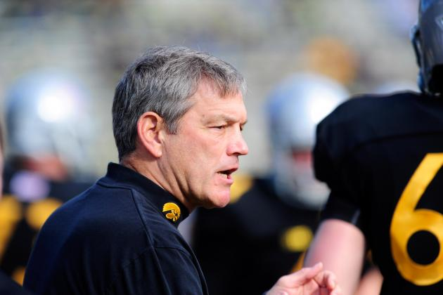 Ferentz Tells Players: If You Want Night Games, 'go Win'