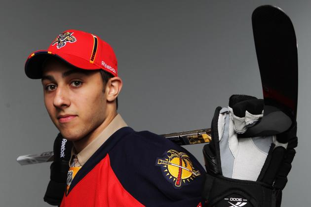Prospect Trocheck Named OHL's Most Outstanding Player