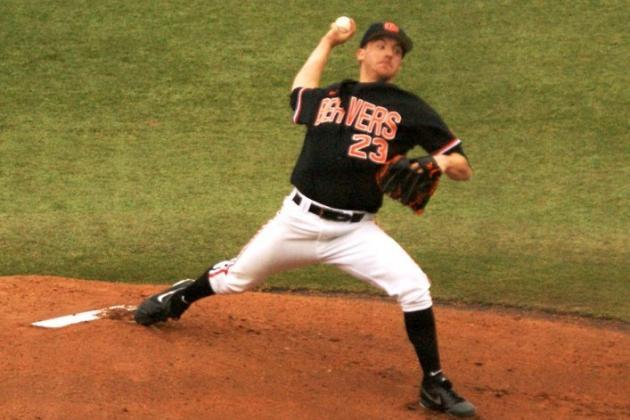 Pac-12 Baseball: Civil War in Oregon Receives Top Billing in Rivalry Week