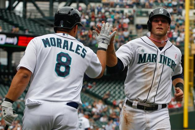 Big Offensive Test Coming Up for Mariners