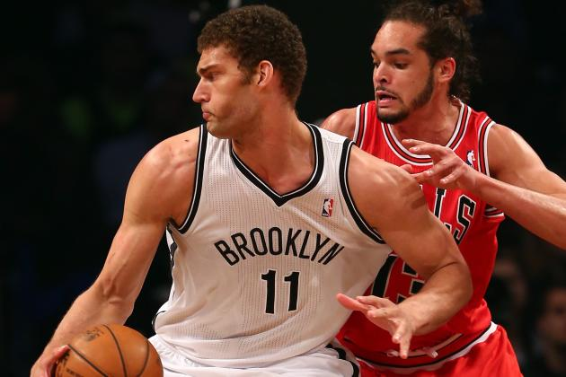 Video: Brook Lopez's Top 10 Plays of 2012-13