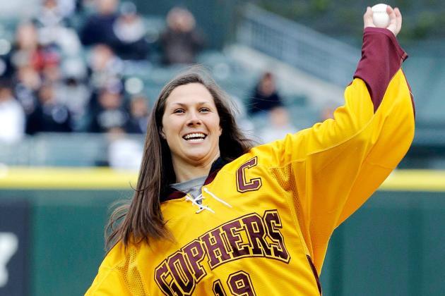 Megan Bozek Earns Rare Sporting Distinction in an Offseason to Remember