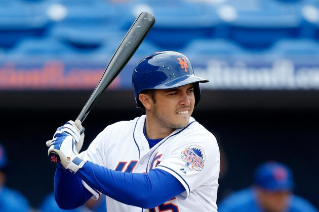 Travis D'Arnaud to See Doctors Thursday, Eyeing Rehab in PSL