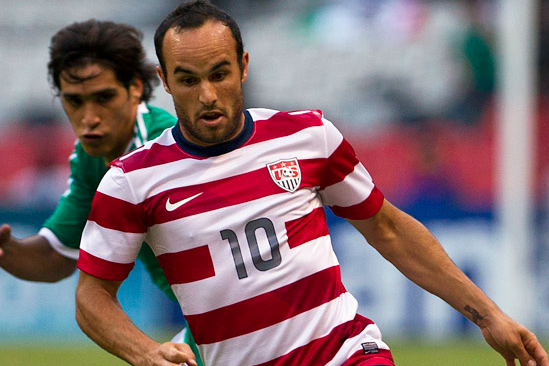 Landon Donovan Not Part of U.S. Roster for Upcoming Qualifiers