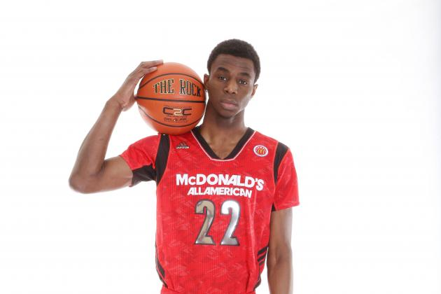 Andrew Wiggins Decision: Why Kansas Had to Be the Choice for His Legacy