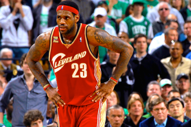 The LeBron James Guide to Being the Lone Wolf