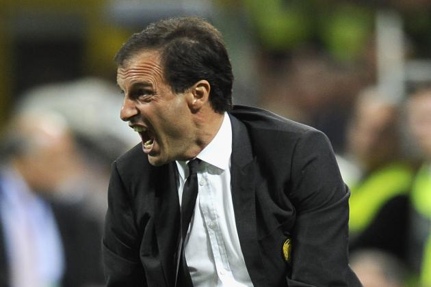 Allegri Refutes Roma Reports