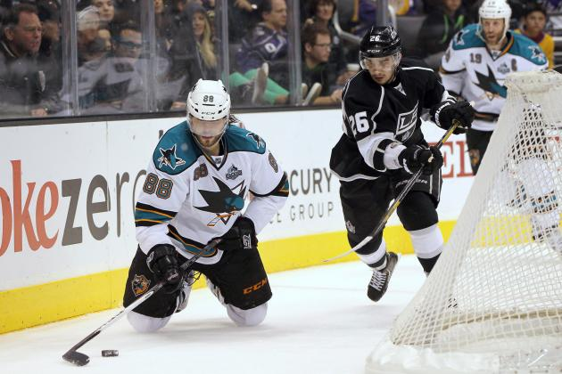 Sharks Anticipate Physical, Intense Series with Kings