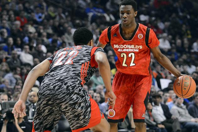 Andrew Wiggins to Kansas: How the Move Impacts Wiggins' NBA Future