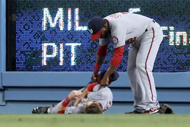 Does Bryce Harper Play Too Hard?