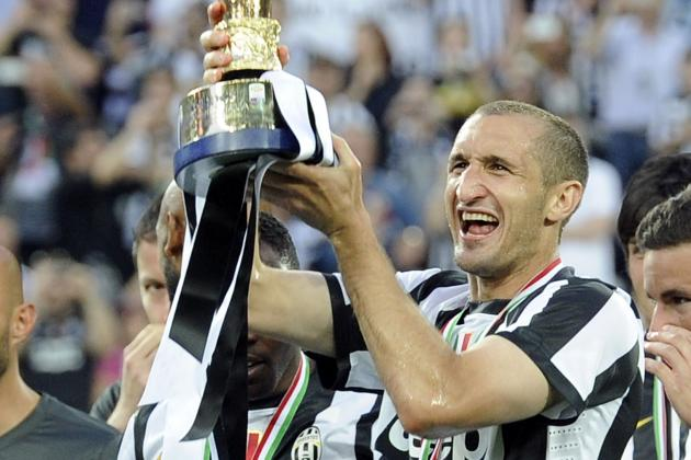 Chiellini: We Cannot Stand Still