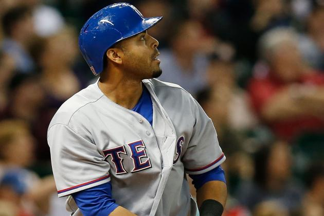 Rangers Own Majors' 2nd-Lowest Strikeout Rate