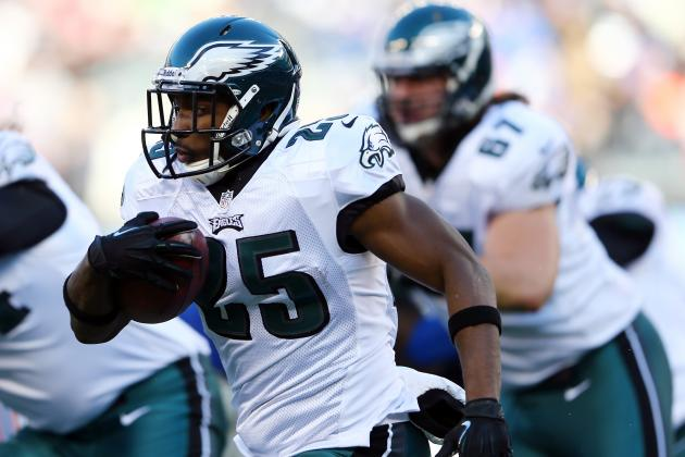LeSean McCoy Sued for Assault