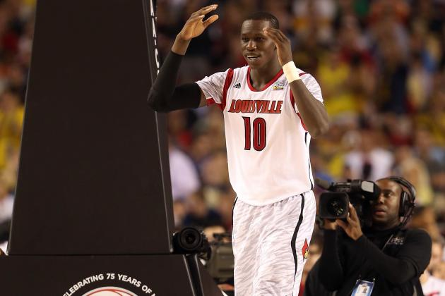 Gorgui Dieng NBA Draft Scouting Report