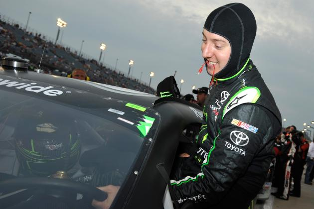 Kyle Busch Wrecking Kasey Kahne Three Times Is Not Typical of Him
