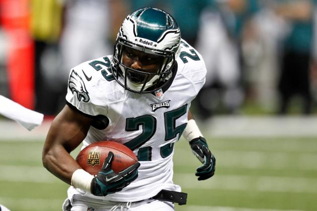 LeSean McCoy Accused of Party Bus Assault