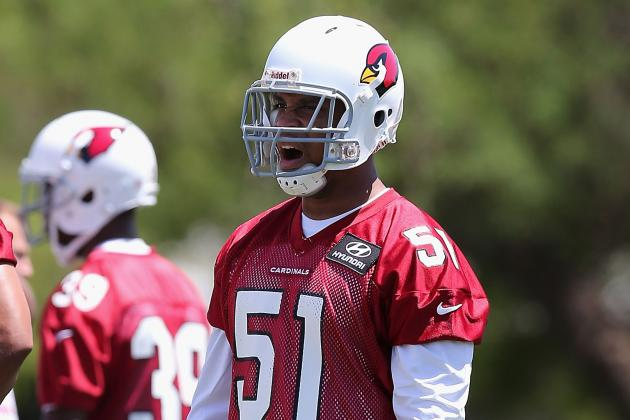 Cardinals Sign Rookie LB Kevin Minter