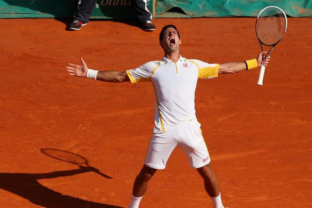 Novak Djokovic Looking Ready to Challenge Rafael Nadal on Clay Again