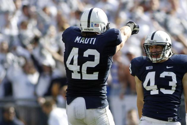 Former Penn State Linebacker Michael Mauti Inks Rookie Deal with Vikings