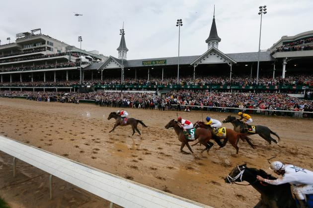 Preakness 2013: Ranking Top Contenders in 2nd Leg of Triple Crown