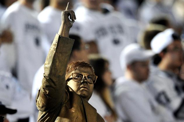 Letter to Bob Ley: Did Joe Paterno Fake His Death? (PHOTO)