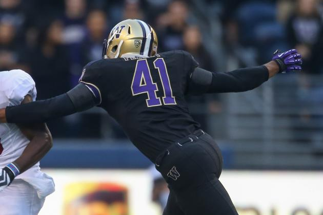 Washington Huskies Football: Travis Feeney the Unsung Talent