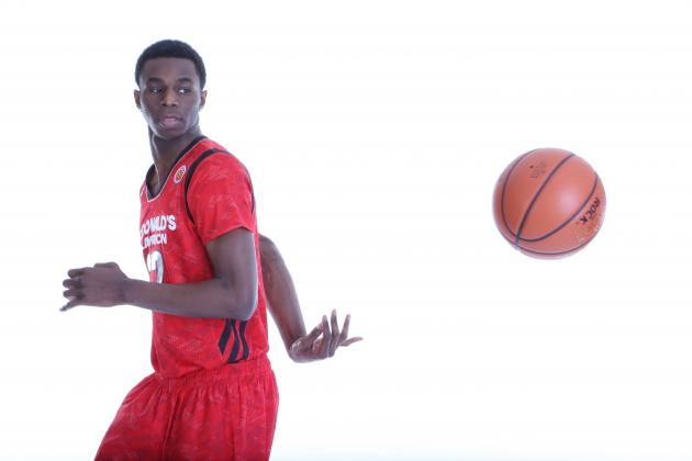 UNC Basketball Recruiting: No Andrew Wiggins Means Wings Must Step Up