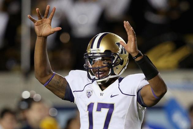 15 Pivotal QBs in 2013 – Keith Price